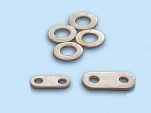 垫圈、连接板(皮带运输机配件)