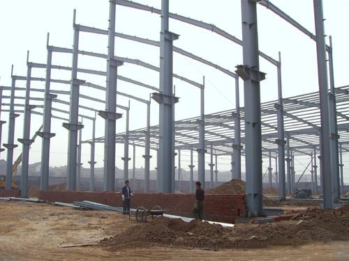 钢结构厂房2