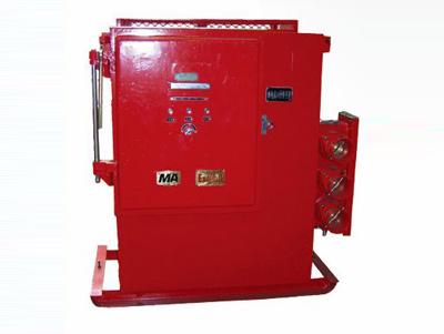 ZJT1-400660矿用隔爆兼本质安全型变频调速装置
