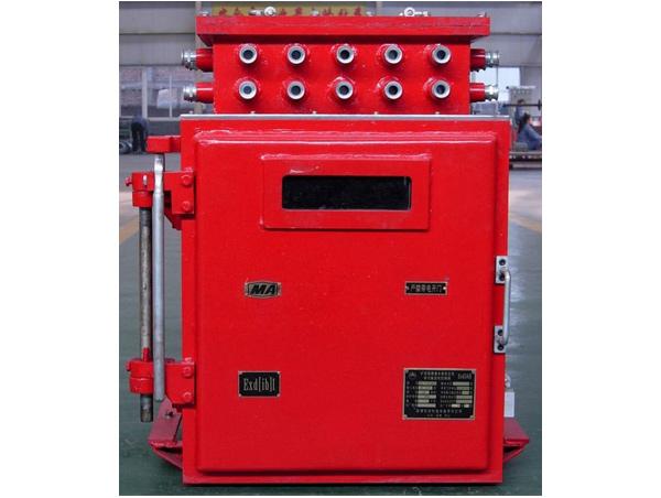 KHP107-K矿用带式输送机用保护控制装置