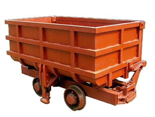 MGC1.7—9固定车箱式矿车
