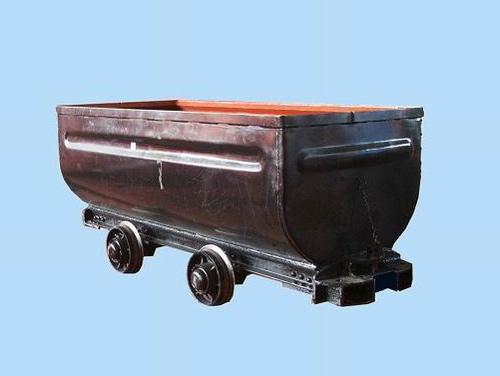 MGC1.1—6固定车箱式矿车