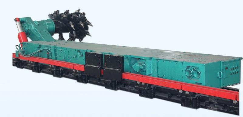 MG100/111-TWD薄煤层交流电牵引采煤机(无链)