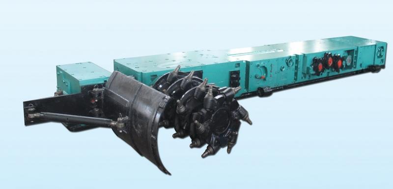 MG100/111-TDP电牵引采煤机