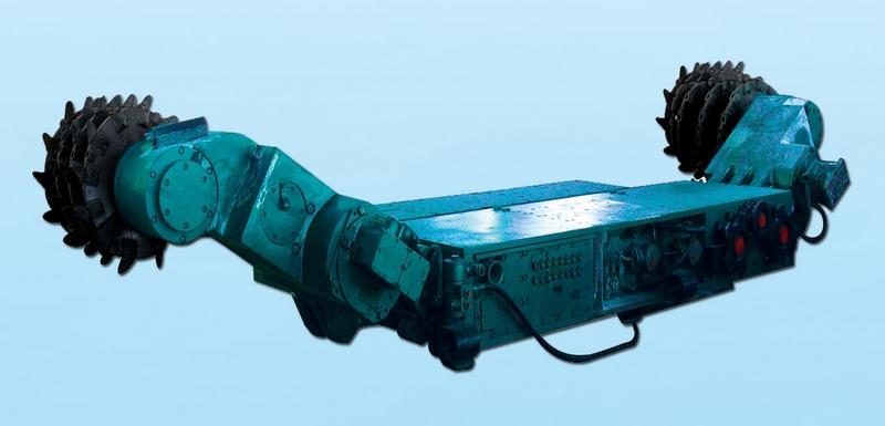 MG65/147-D型交流电牵引采煤机